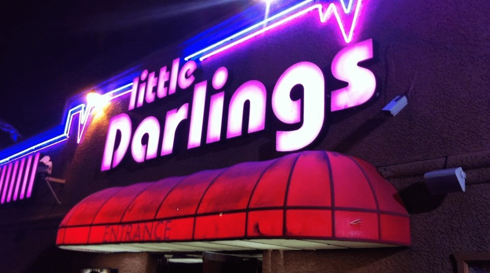 LIttle Darlings 18 Plus Fully Nude Strip Club