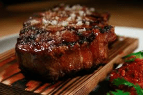 Treasures two for one steak dinners are perfect for couples night out in Las Vegas