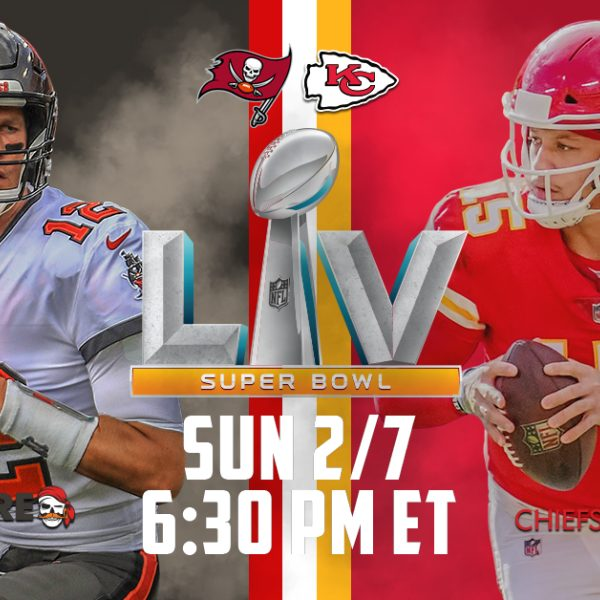 Plan a Super Bowl Party in Las Vegas to watch Brady vs Mahomes in Superbowl LV