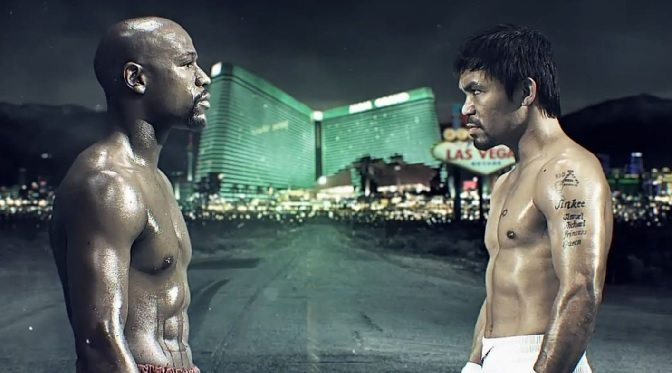 Mayweather Pacquiao Fight Las Vegas 2015