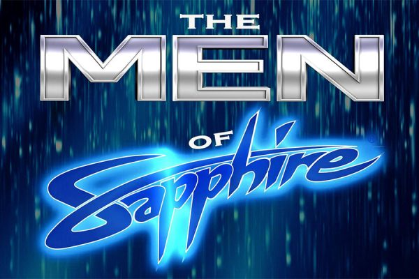 Logo for the Men of Sapphire male review