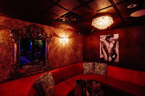 Vip Room at Sophias