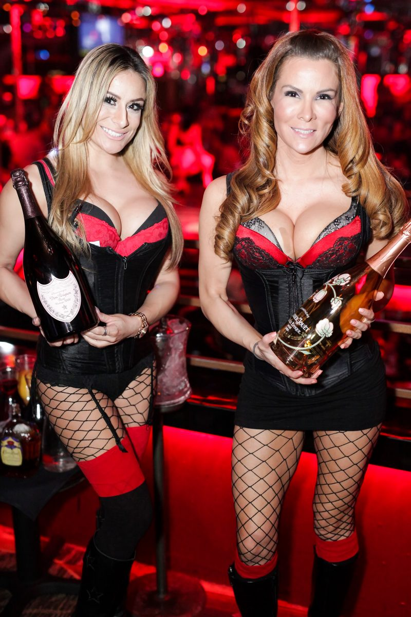 Amazing staff at Crazy Horse 3 always aim to please