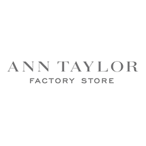 Ann Taylor factory outlet logo