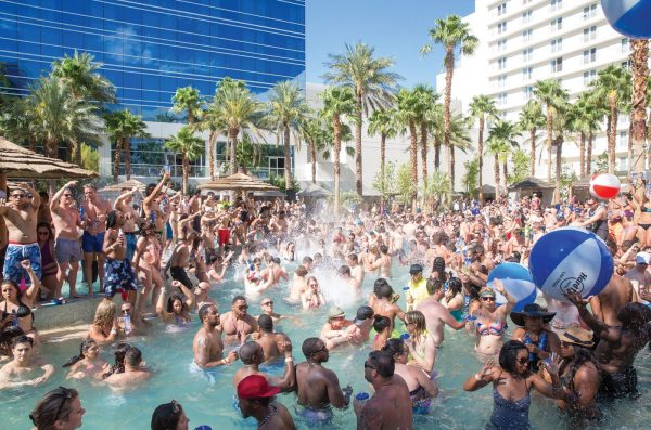 Rehab is the original dayclub & pool party in Las Vegas