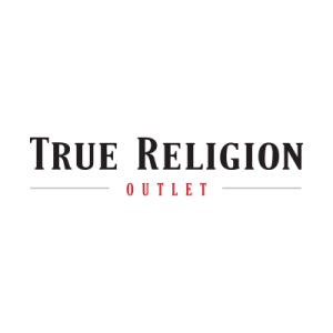 True Religion factory outlet logo