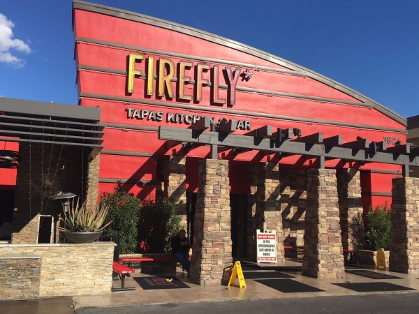 Firefly Tapas Bar & Restaurant front view