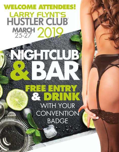 Nightclub Bar Trade Show Afterparty