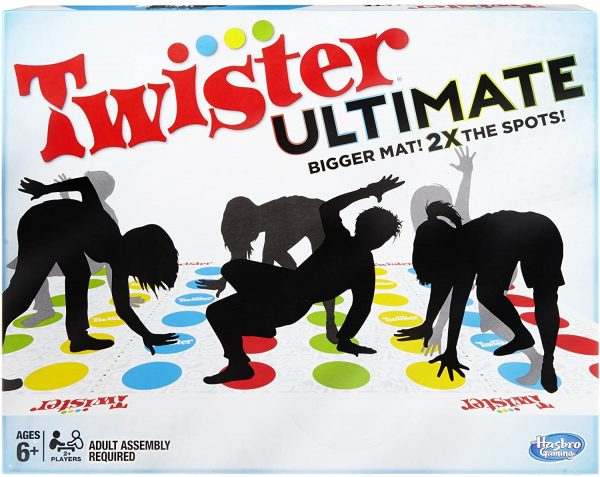Twister Ultimate is the best party game