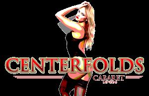 Centerfolds Cabaret logo